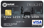 Delight Platinum Credit Card