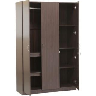 Three Door wardrobe by HomeTown at Best Price