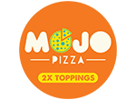 MOJO Pizza- 2X Toppings