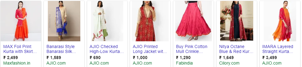 6b6825401cbf6 Women Clothing Offers: Upto 50% Off on Women Clothing + Rs 250 Cashback